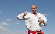 karate leif hermansson